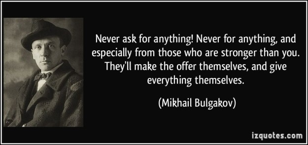 Mikhail Bulgakov Quotes
