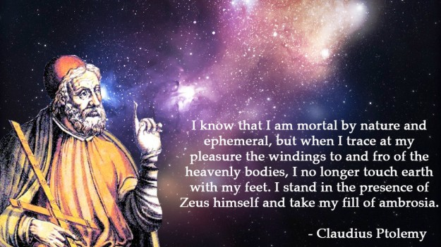 Claudius Ptolemy Quotes