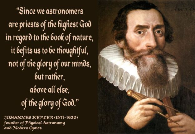 Johannes Kepler Quotes