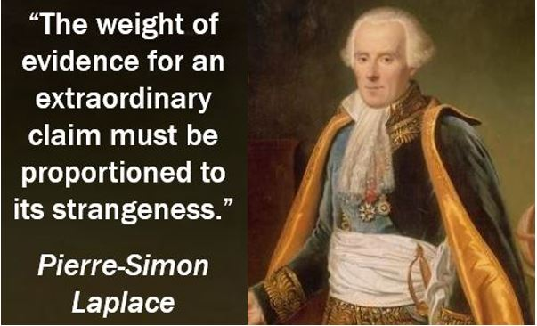Pierre Simon Laplace Quotes
