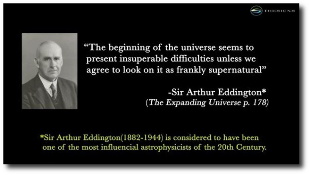 Sir Arthur Eddington Quotes