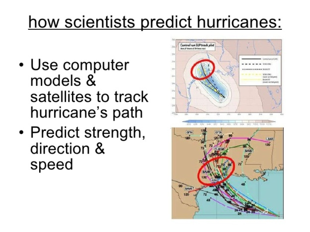 How do Scientists Predict Hurricanes