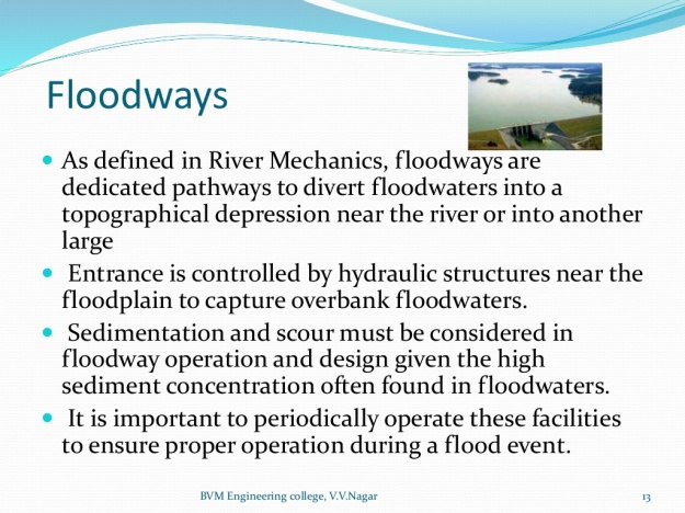 Methods of Flood 10