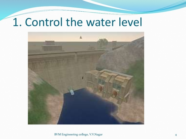 Methods of Flood Control 2