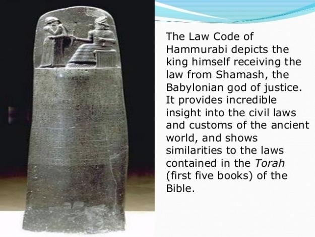 Code of Hammurabi 5