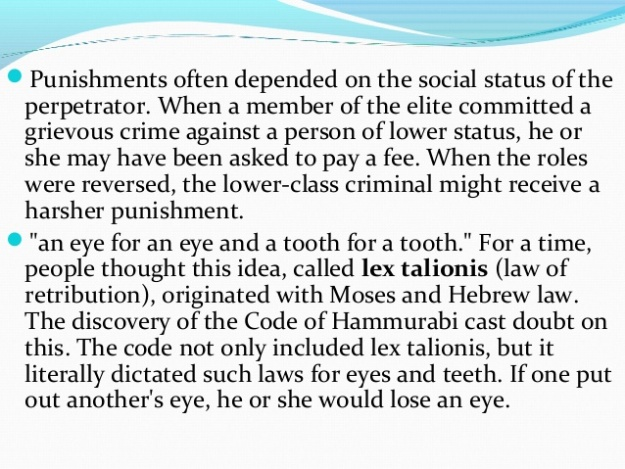 Code of Hammurabi 9