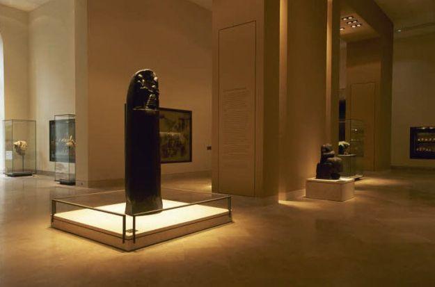 Code of Hammurabi at Louvre Museum