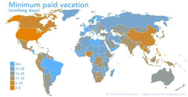 Minimum Paid Vacation
