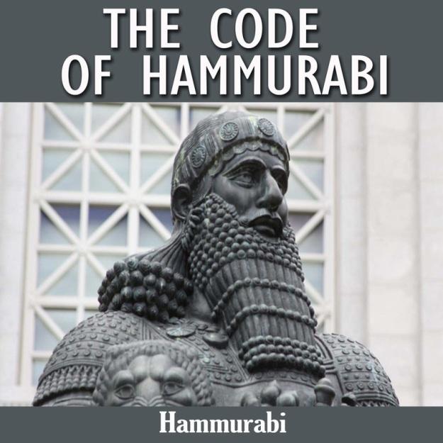 The Code of Hammurabi Statue