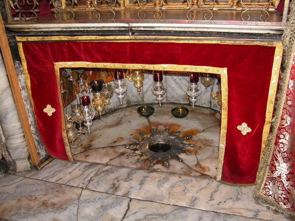 Birthplace of Jesus Christ