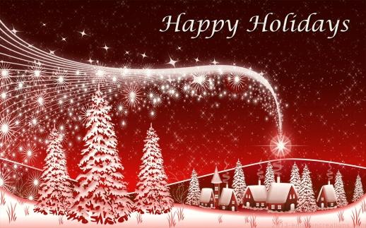 Happy Holidays !