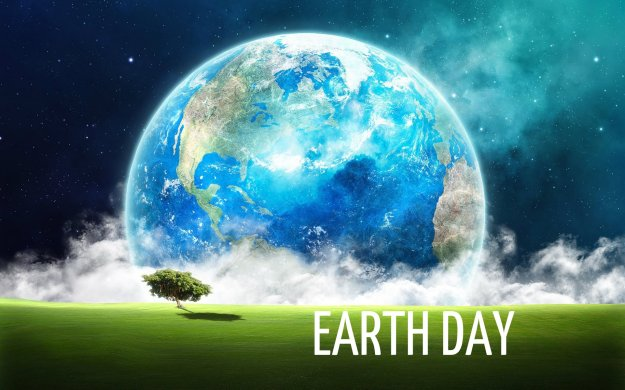 Beautiful Earth Day
