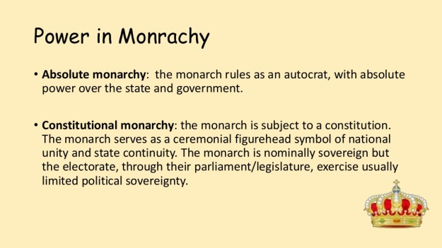 5 - What is Monarchy