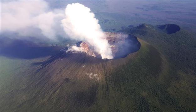 Mt. Nyiragongo, Congo