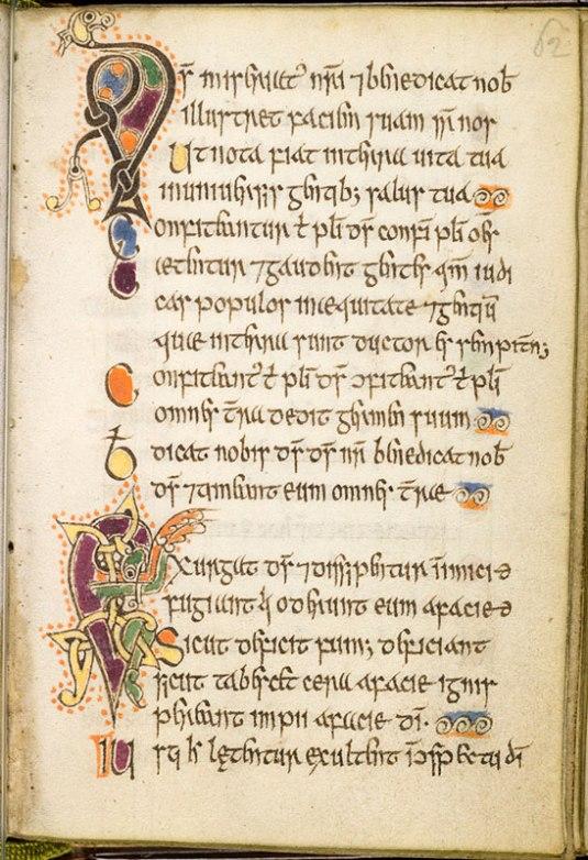 Celtic Psalter