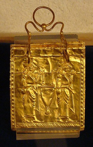 Etruscan Gold Book