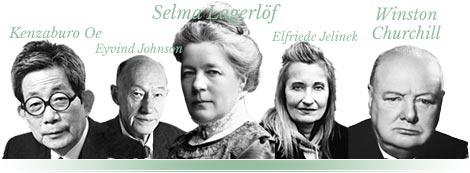 Laureates in Literature