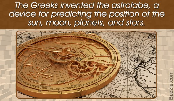 List of Greek Inventions