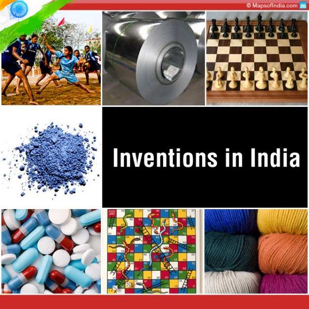 List of Indian Inventions and Discoveries