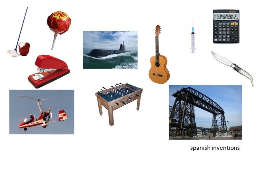 List of Spanish Inventions and Discoveries