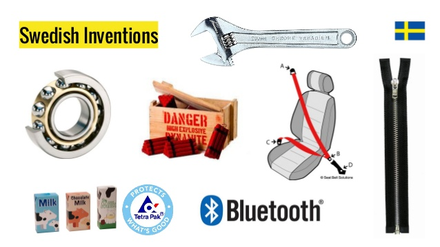 List of Swedish Inventions and Discoveries