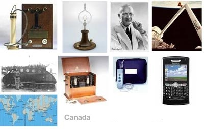 List of Canadian Inventions and Discoveries