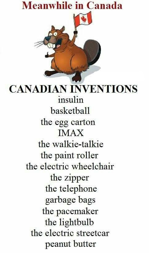 List of Canadian Inventions