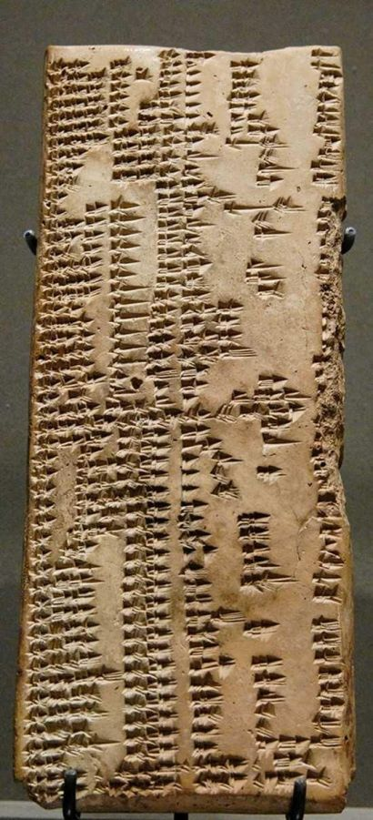 Oldest Dictionary in the World