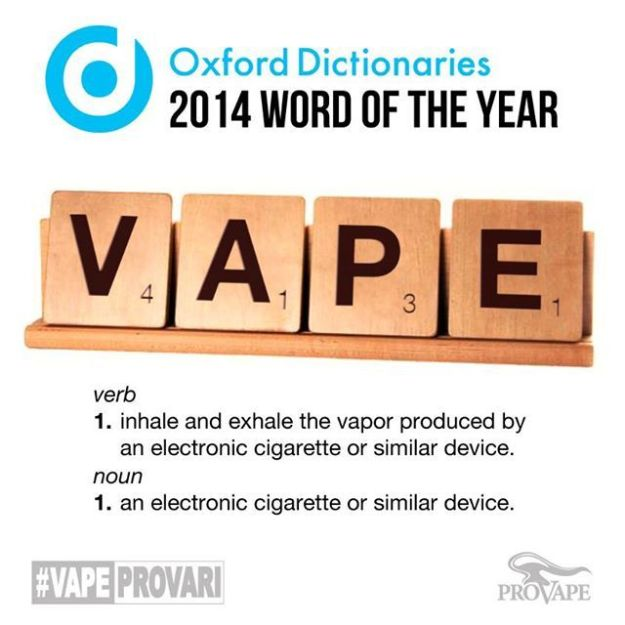 What is 2014's Word of the Year