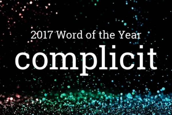 What is 2017's Word of the Year