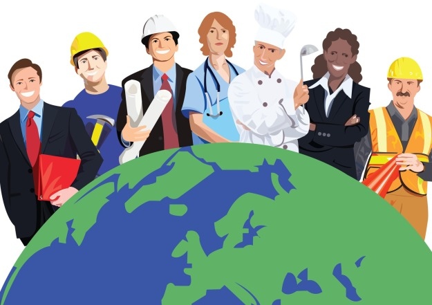 How Many Jobs are there in the World