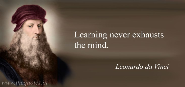 20 Quotes From Leonardo da Vinci to Inspire