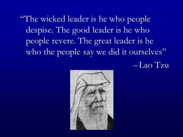 Lao Tzu Quotes 10