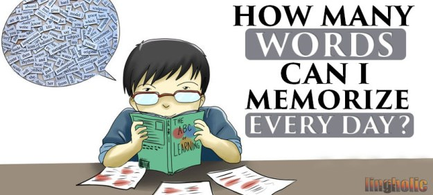 How Many Words Can You Memorize A Day