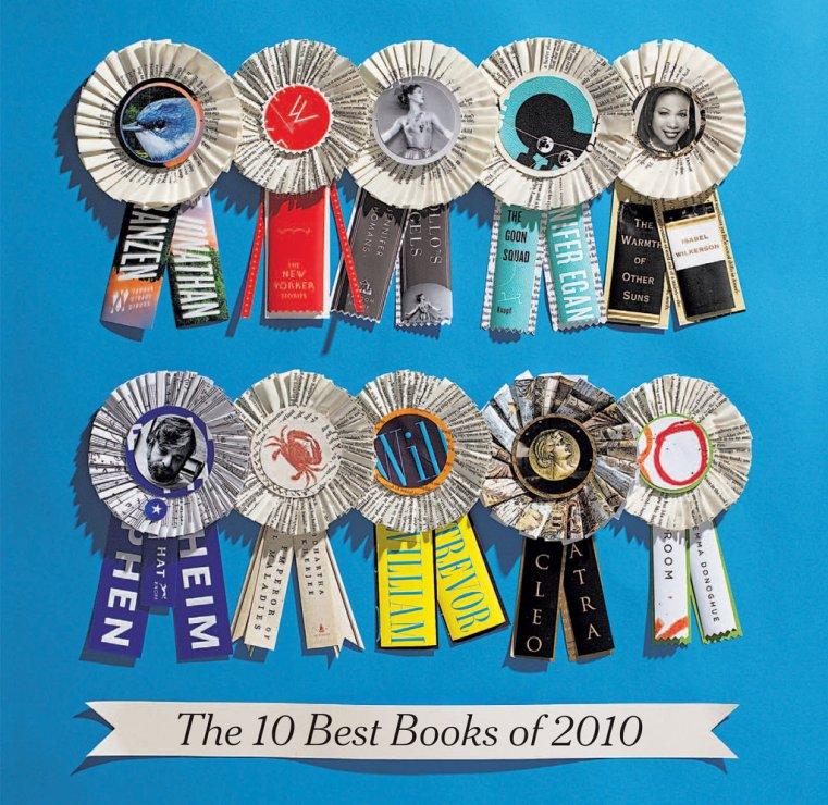 10 Best Books of 2010 Ribbon
