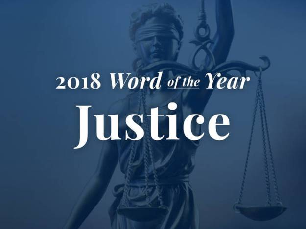What is 2018's Word of the Year
