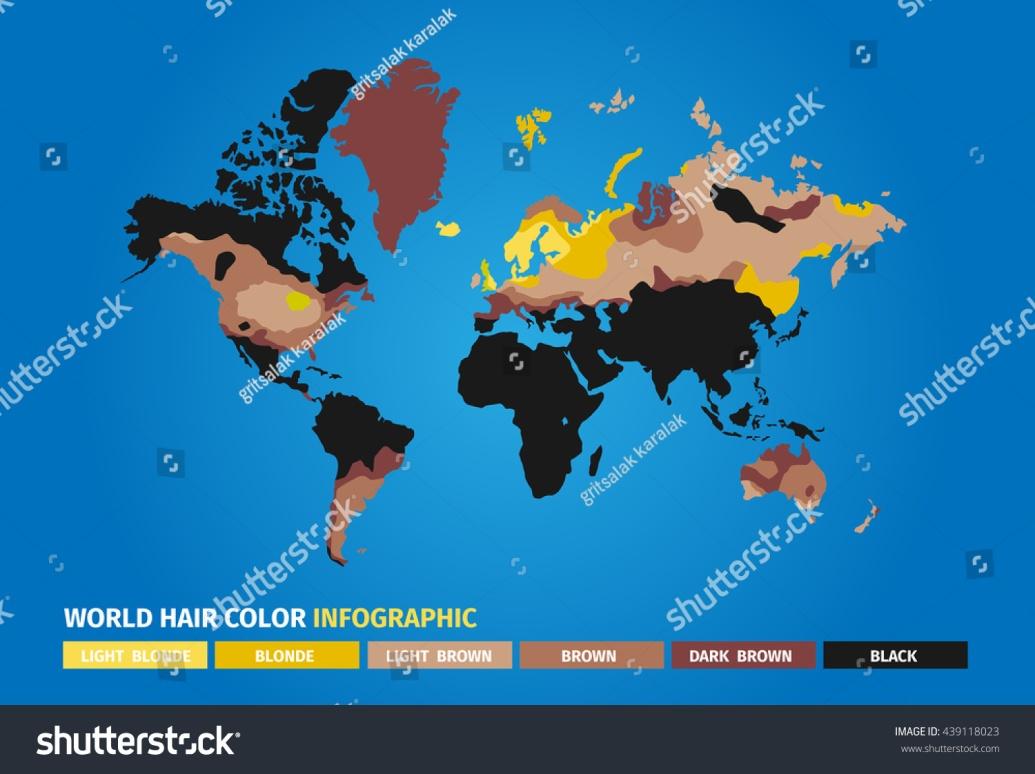 World Hair Color
