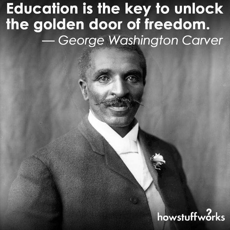 George Washington Carver Quotes | 20 George Washington Carver Quotes Praising Education And Invention