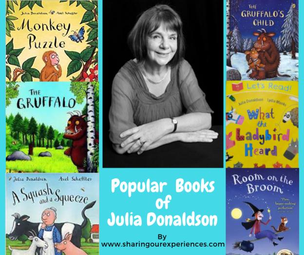 Julia Donaldson Books List