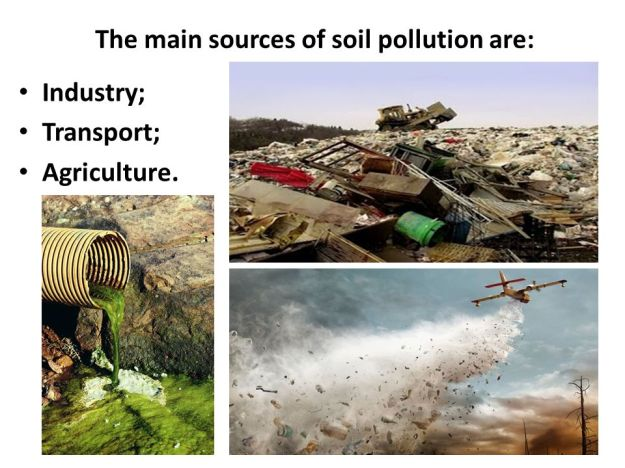 Industry; Transport; Agriculture.