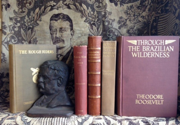 45 Books by Theodore Roosevelt in Chronological Order