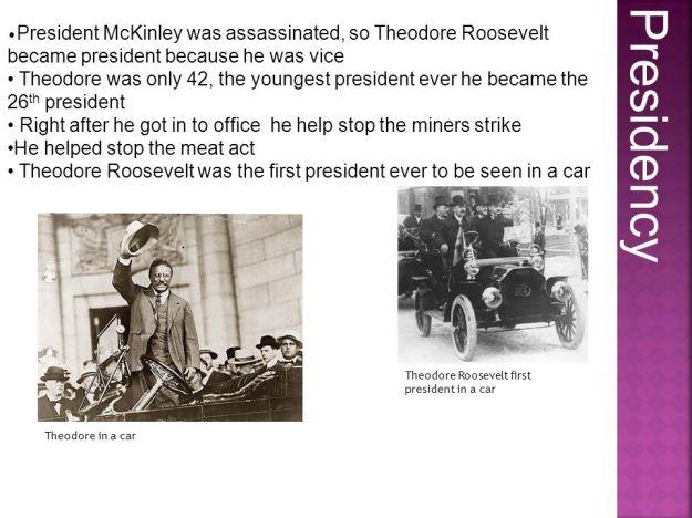 Theodore Roosevelt 4