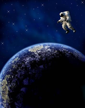 Why Do Astronauts Float Around in Space