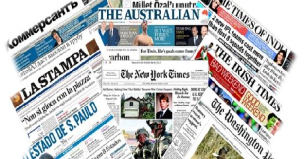 10 Most Read and Famous Newspapers in the World