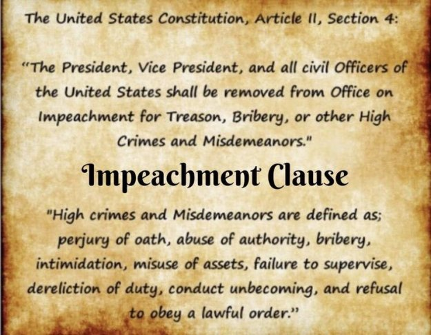 Impeachment Clause