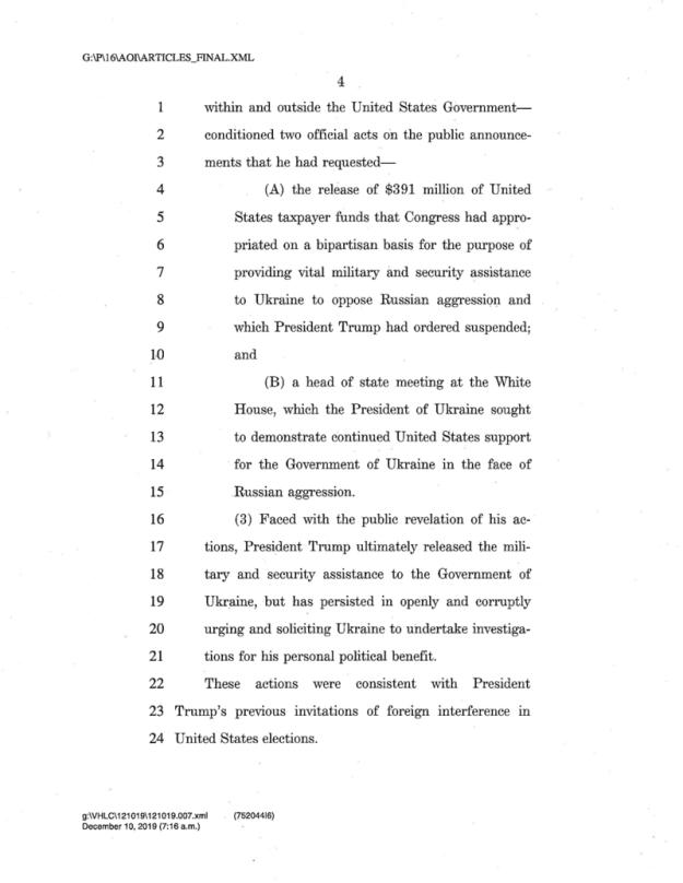 Impeachment Letter 4