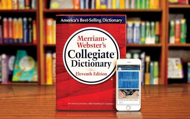 New Words Added to the Merriam Webster Dictionary in 2019