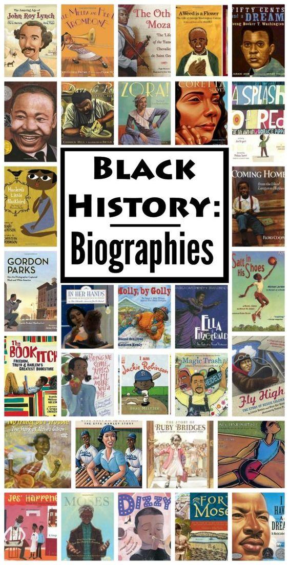 Black History - Biographies