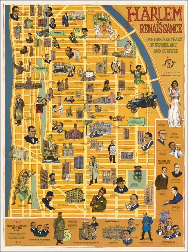 Harlem Renaissance - One Hundred Years of History, Art, and Culture