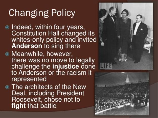 Marian Anderson Biography 6
